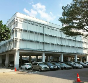 Sumarecon Serpong Archive Building